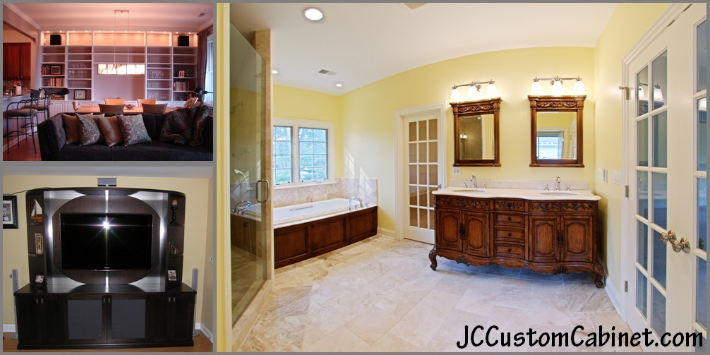 Jc Custom Cabinet Carpentry And Custom Furniture Makers